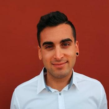 Italian teacher Giuseppe