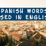 Spanish words used in English