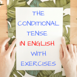 Conditional tense in English