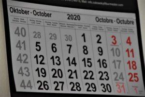 Dates in Spanish
